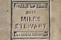 Miles Stewart: 02-June-2017