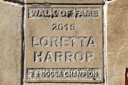 Loretta Harrop: 02-June-2017