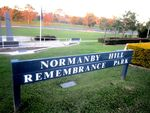 Normanby Hill Remembrance Park : 07-08-2013