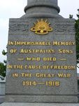 North Melbourne War Memorial