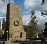 North Sydney War Memorial / May 2013