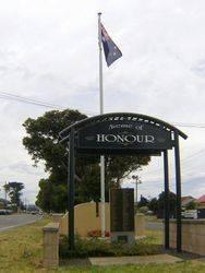 Avenue of Honour Monument