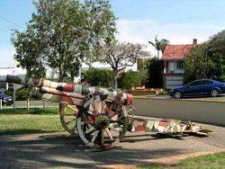 Krupp Field Gun