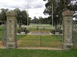 Memorial Gates Closeup :06-04-2014