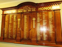 Honour Roll 2 : 03-March-2015