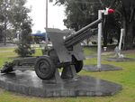 Oatley War Memorial Gun / May 2013