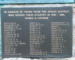 Other Wars Memorial : 28-October-2011