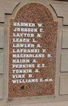 Ouyen War Memorial : 18-July-2011