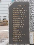Pambula District Soldiers Memorial : 20-March-2011
