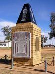 Pilliga War Memorial : 10-August-2014
