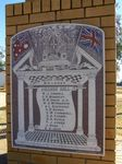 Pilliga Lodge Honour Roll- War Memorial : 9-August-2014