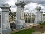 Pine Rivers Honour Gates