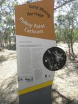 Pinkey Point Sign : March 2014