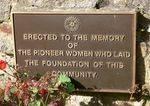 Pioneer Womens Memorial : 16-April-2013