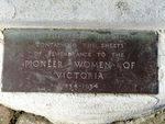 Pioneer Women`s Memorial : 25-June-2011