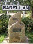 Barellan Pioneers Monument: 27-03-2009