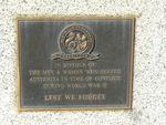 Portarlington War Memorial   Right Side