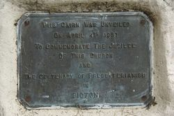 Plaque Inscription : 01-March-2014