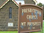 Presbyterian Church Jubilee : 06-October-2012