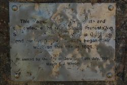 Presentation Sisters Plaque : 18-August-2015