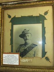 Private Alexander Eagleton-Clarence Town and District Historical Museum