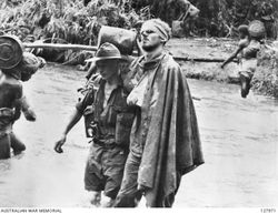 Damien Parer -July 1943: ID 127971: Australian War Memorial Collection :