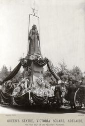 1901 : Day of the Queen`s funeral : State Library of South Australia - B-3940
