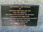 RAN Vietnam Dedication