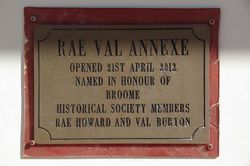 Plaque Inscription: 03-August-2015
