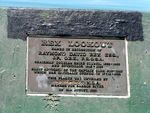 Rex Lookout Plaque