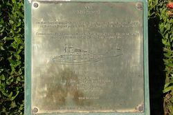 Plaque Inscription: 04-August-2015