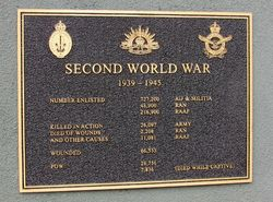 WW2 Plaque: 05-May-2016