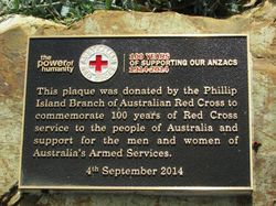 Red Cross Plaque: 05-May-2016
