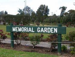 Memorial Garden : 27-September-2014