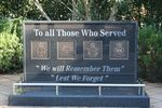Wyong RSL Memorial : 12-03-2014