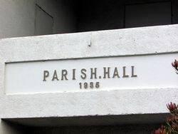 Parish Hall Stone: 05-May-2016
