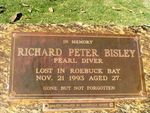 Richard Bisley Memorial Plaque