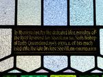 Shevill Window Inscription : 2-11-2013