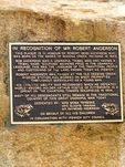 Robert Anderson Plaque