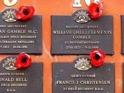 Memorial Wall 3 : 24-October-2014