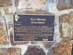 Ron Mantel Inscription : March 2014