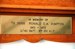 Ronald Kimpton