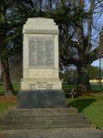 Rosedale War Memorial