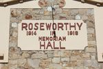 Roseworthy Memorial Hall : 11-April-2011