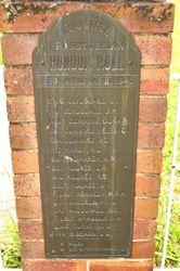 Honour Roll 1 : 29-December-2015