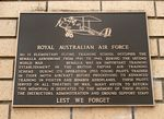 Royal Australian Air Force Memorial : 24-November-2012