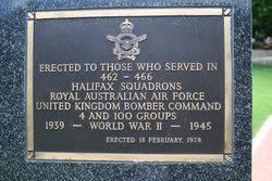 462-466 Squadron Plaque : 16-November-2014
