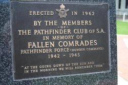 Pathfinder Plaque : 16-November-2014