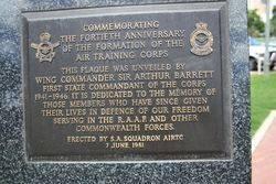 Air Training Corps Plaque : 16-November-2014