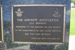 Commonwealth & Allied Service Plaque: 16-November-2014